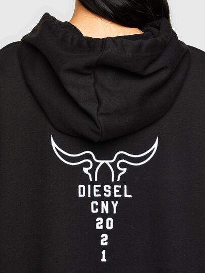 Diesel - CL-D-ILSE-O, Noir - Robes - Image 3