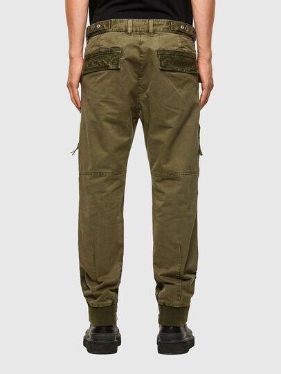 Diesel - P-KOLT, Vert Militaire - Pantalons - Image 2