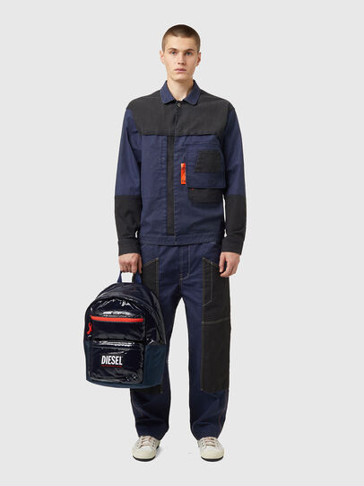 Diesel - RODYO PAT, Bleu - Sacs à dos - Image 6