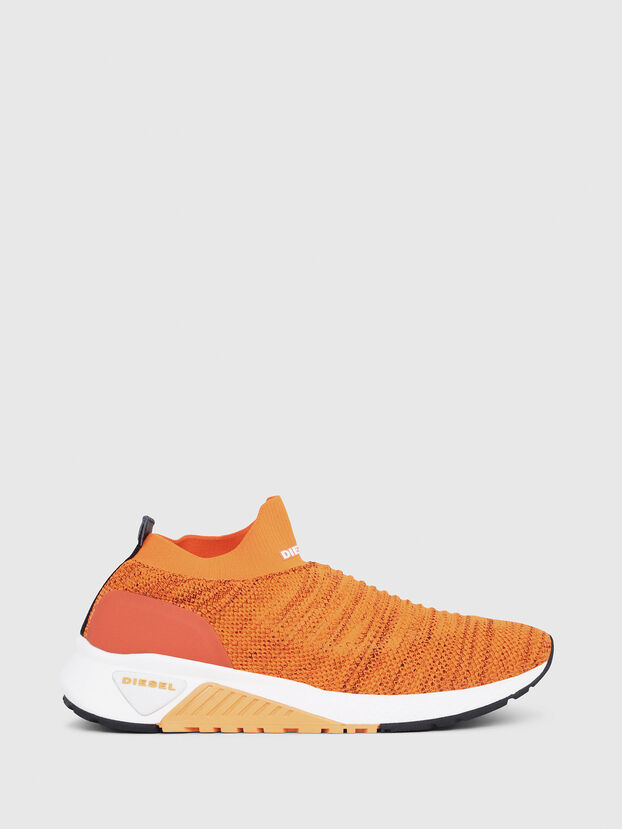 S-KB ATHL SOCK, Orange - Baskets