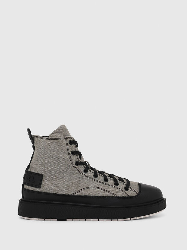 H-CAGE DBB, Gray/Black - Boots
