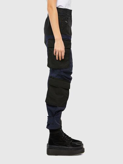 Diesel - D-Kiki JoggJeans® 009KM, Noir/Gris foncé - Jeans - Image 3
