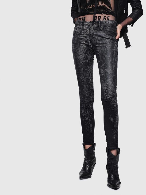 Slandy 069DE, Noir/Gris foncé - Jeans