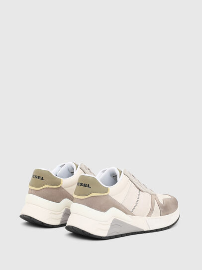 Diesel - S-BRENTHA FLOW, Dirty White - Sneakers - Image 3
