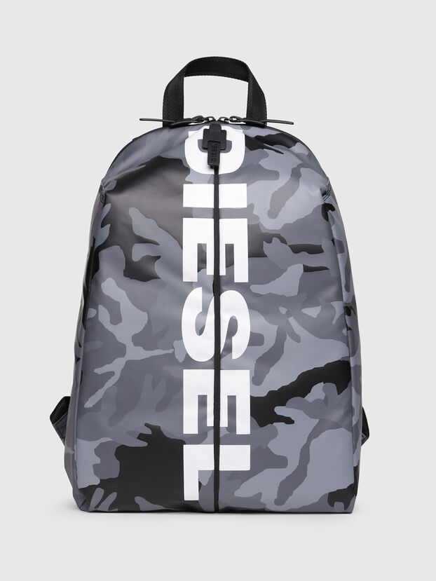 F-BOLD BACK, Grey - Backpacks