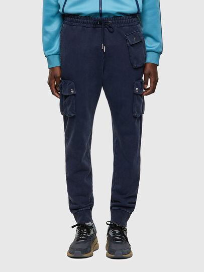 Diesel - P-TARPOCK, Dark Blue - Pants - Image 1