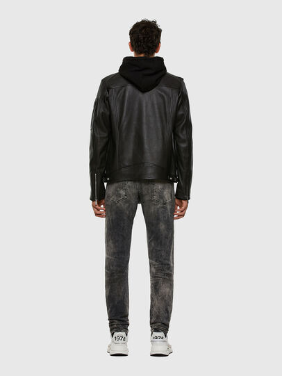 Diesel - D-Strukt 009EV, Black/Dark Grey - Jeans - Image 8