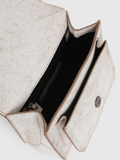 Diesel - MISS-MATCH CROSSBODY, Blanc - Sacs en bandoulière - Image 4
