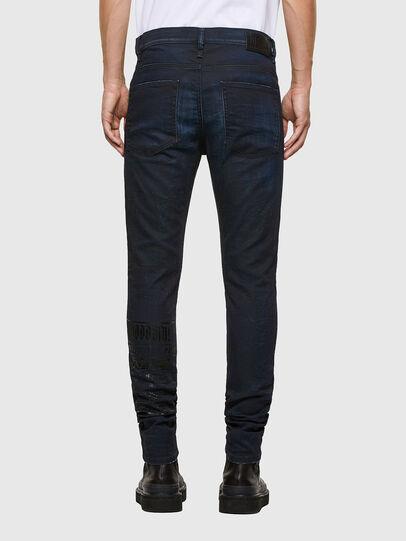 Diesel - D-REEFT JoggJeans® 069RB, Bleu Foncé - Jeans - Image 2