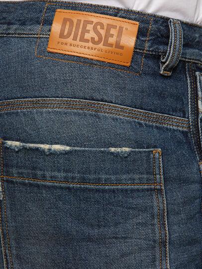 Diesel - D-Franky 009EW, Bleu Foncé - Jeans - Image 4
