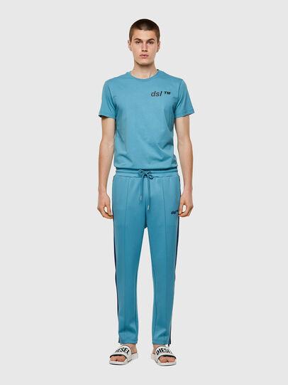 Diesel - P-CHROMY, Bleu - Pantalons - Image 5