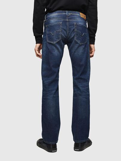 Diesel - Larkee 0853R, Bleu Foncé - Jeans - Image 2