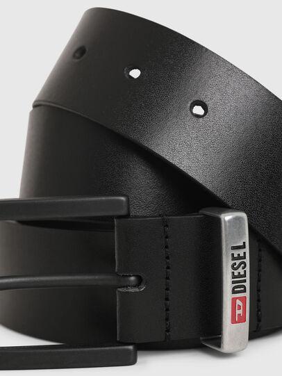 Diesel - B-CASTEL, Noir - Ceintures - Image 2