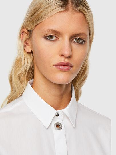 Diesel - C-MARION, Blanc - Chemises - Image 4