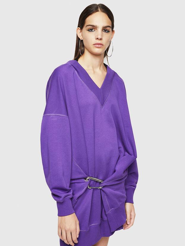 D-KESAR-A, Violet - Dresses