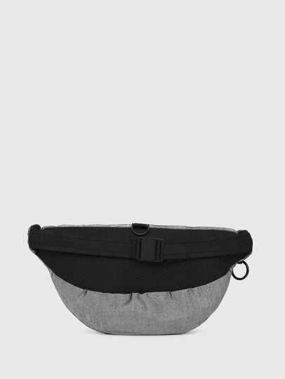 Diesel - TRIBELT, Gray/Black - Belt bags - Image 2