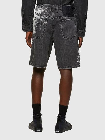 Diesel - D-WILLOH-X-SP, Noir - Shorts - Image 2
