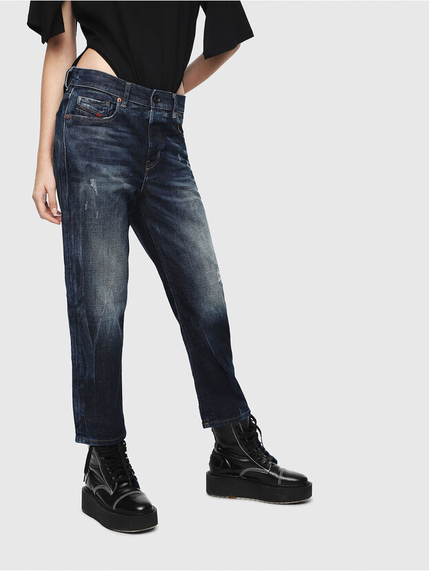 Aryel 089AL, Dark Blue - Jeans
