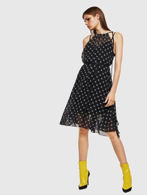 D-YING, Black - Dresses