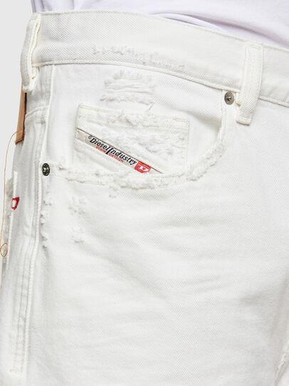 Diesel - D-MACS-SHORT, Blanc - Shorts - Image 5