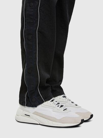 Diesel - Krooley JoggJeans 0KAYO, Noir/Gris foncé - Jeans - Image 4