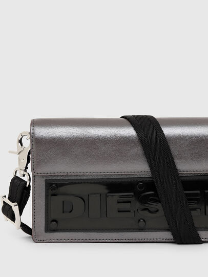Diesel - DIPSIEVOLUTION, Grey - Small Wallets - Image 4