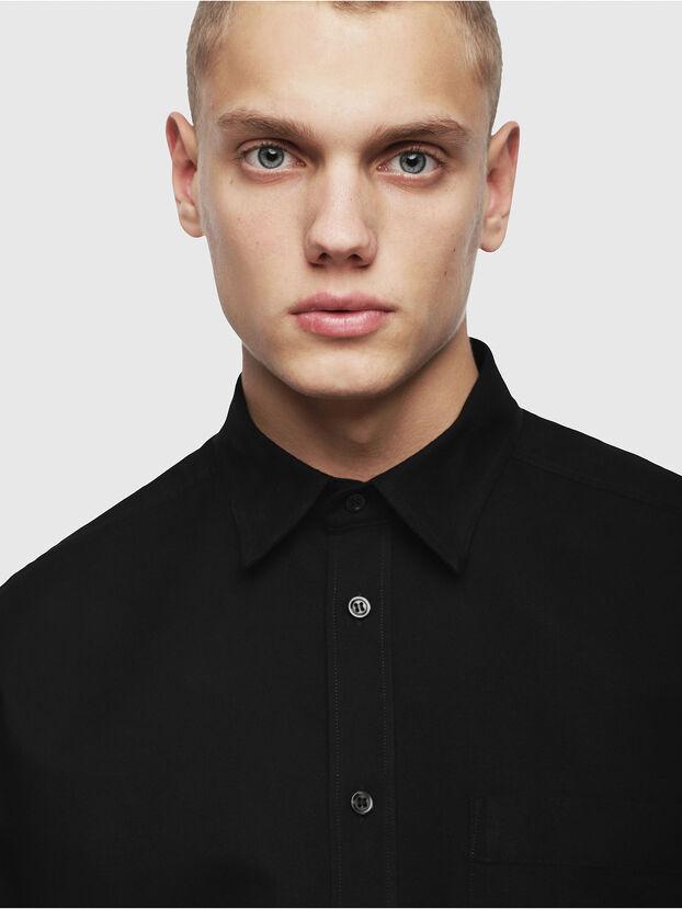 S-MOI-R, Noir - Chemises