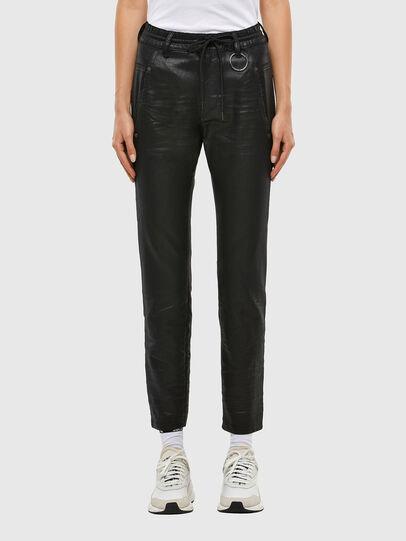 Diesel - Krailey JoggJeans 069QP, Black/Dark Grey - Jeans - Image 1
