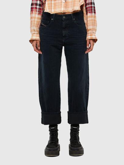 Diesel - D-Reggy 009IP, Bleu Foncé - Jeans - Image 1