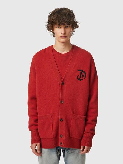 Diesel - K-CARY, Brown - Sweaters - Image 1