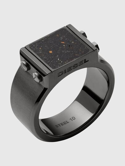 Diesel - DX1258, Black - Rings - Image 1
