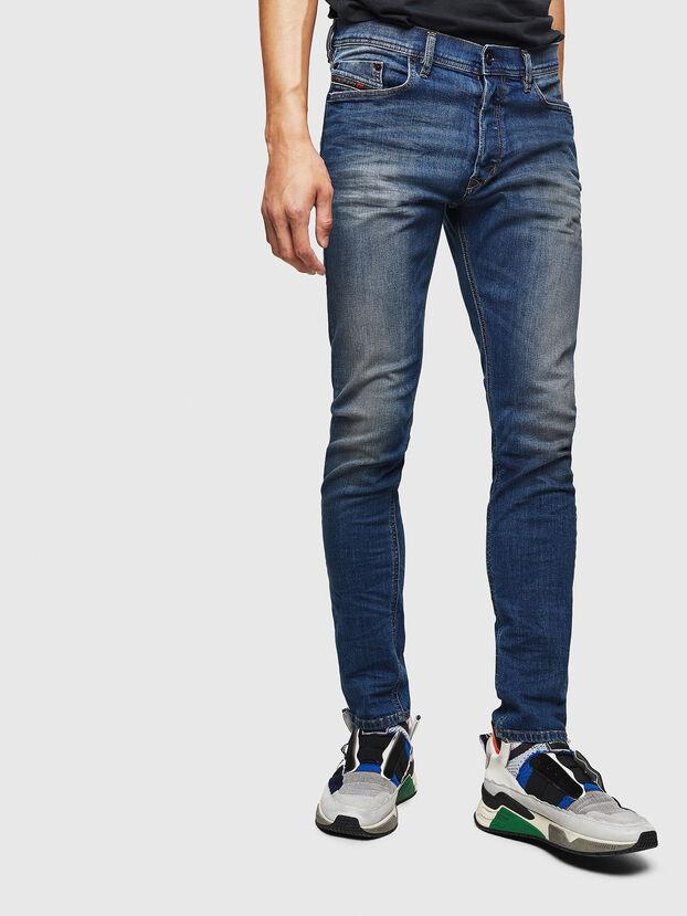 Tepphar 087AW, Bleu Foncé - Jeans