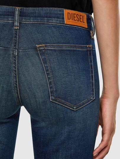 Diesel - D-Jevel 009HL, Bleu Foncé - Jeans - Image 5