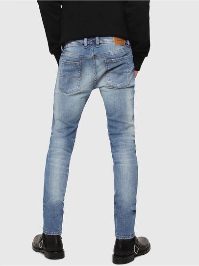 Diesel - Sleenker CN018, Bleu moyen - Jeans - Image 2