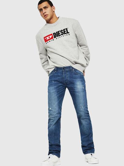 Diesel - Safado C84KY, Medium Blue - Jeans - Image 5