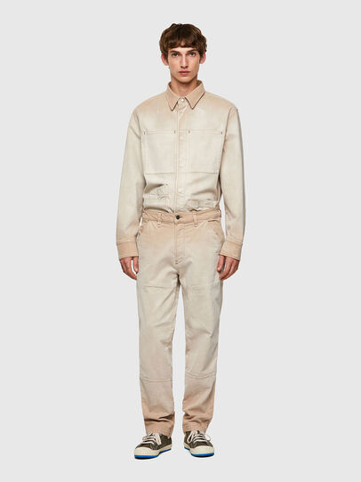 Diesel - D-Azerr JoggJeans® 069WG, Blanc - Jeans - Image 6