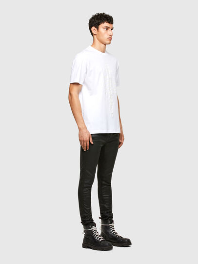 Diesel - T-JUST-A31, Blanc - T-Shirts - Image 5