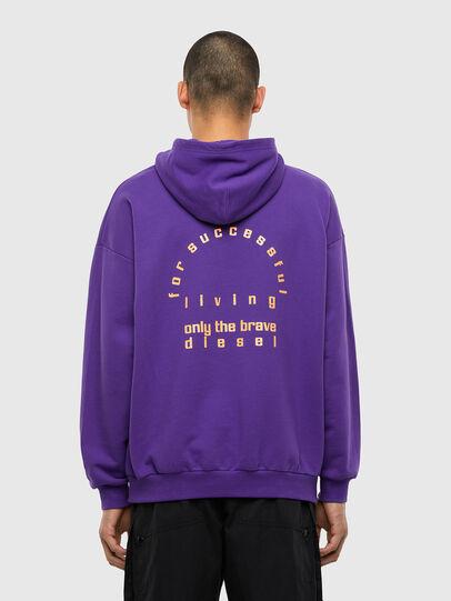 Diesel - S-UMMERZI, Violet - Sweatshirts - Image 2