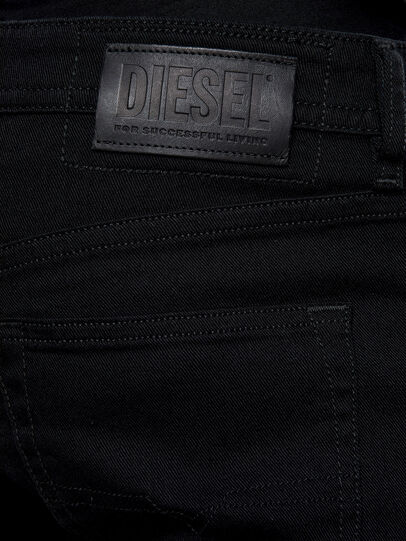 Diesel - Buster 0688H, Noir/Gris foncé - Jeans - Image 4