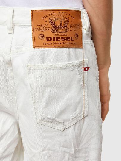 Diesel - D-MACS-SHORT, Blanc - Shorts - Image 4