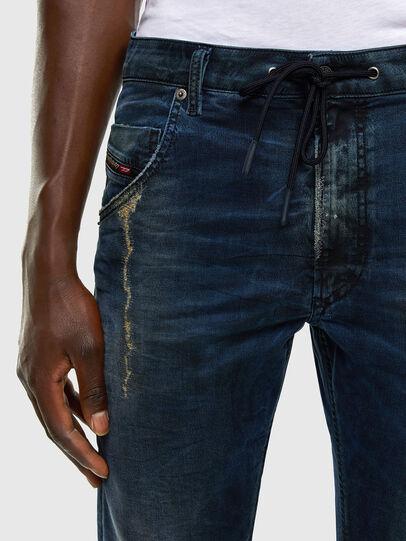Diesel - Krooley JoggJeans 069NP, Bleu Foncé - Jeans - Image 3