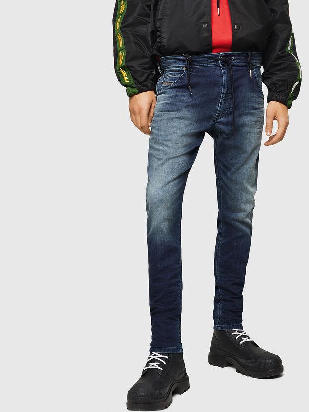Krooley JoggJeans 069HH, Bleu Foncé - Jeans