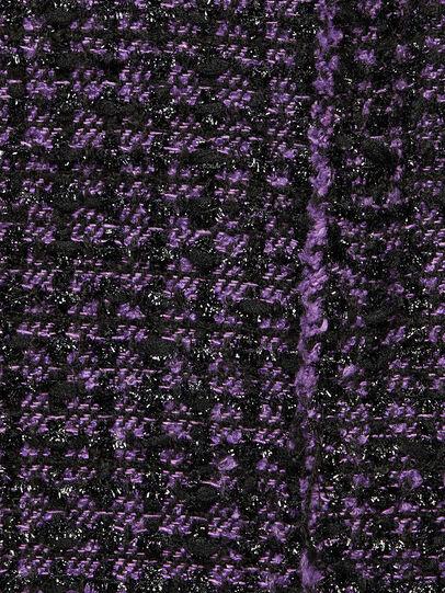 Diesel - O-SAN, Violet/Noir - Jupes - Image 5