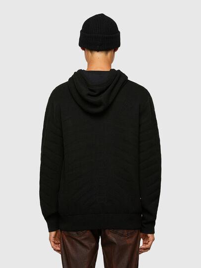 Diesel - K-ALAMAN, Black - Sweaters - Image 2