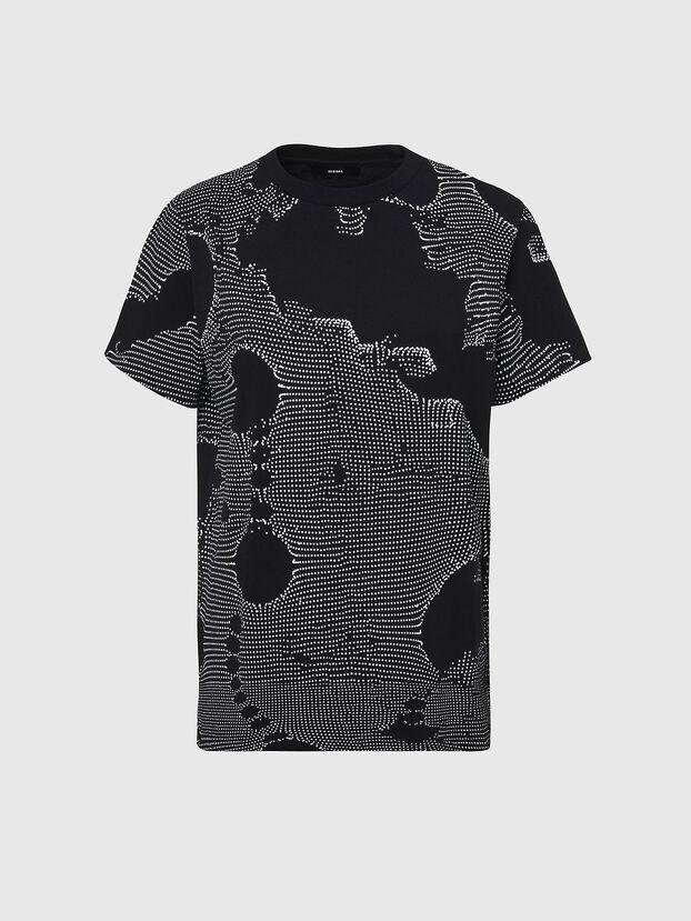 T-DARIA-E4, Noir - T-Shirts
