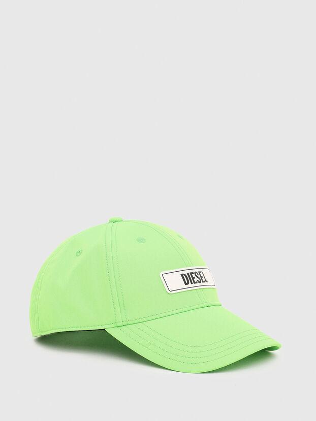 C-7ELE, Vert Fluo - Chapeaux