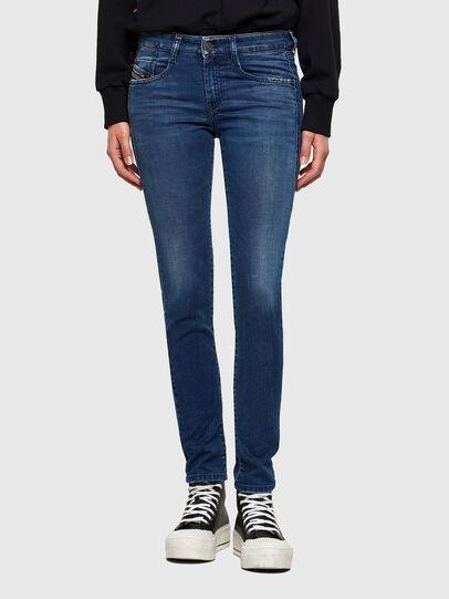 Diesel - D-Ollies JoggJeans® 069SM, Bleu Foncé - Jeans - Image 1