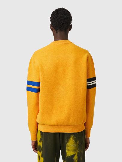 Diesel - K-HOUSTON, Orange - Sweaters - Image 2