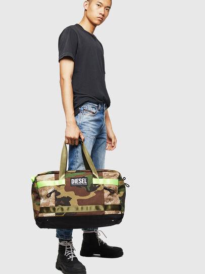 Diesel - SOLIGO, Vert Camouflage - Sacs de voyage - Image 7