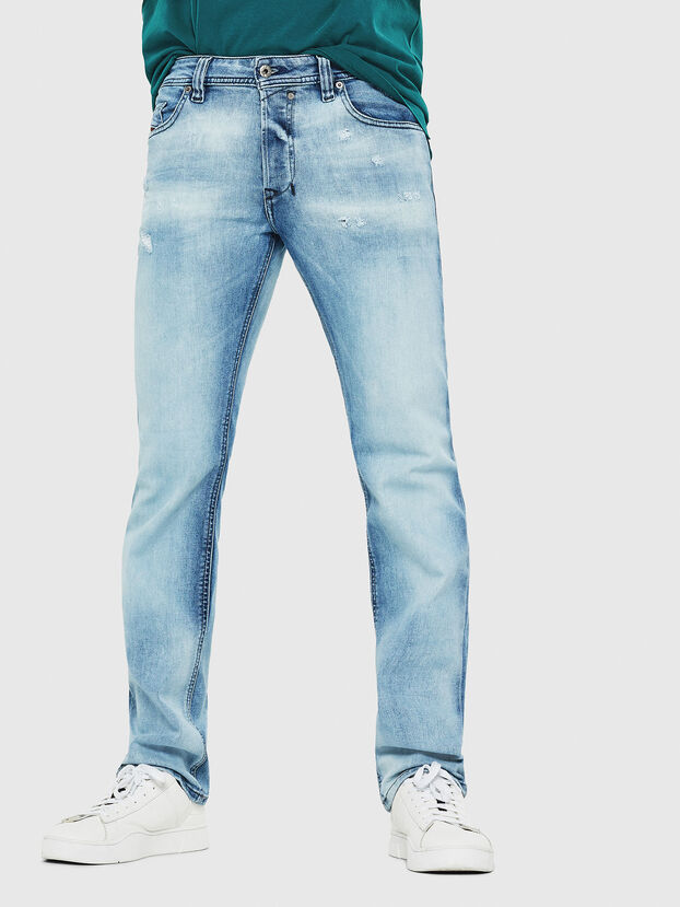 Safado C81AS, Bleu Clair - Jeans